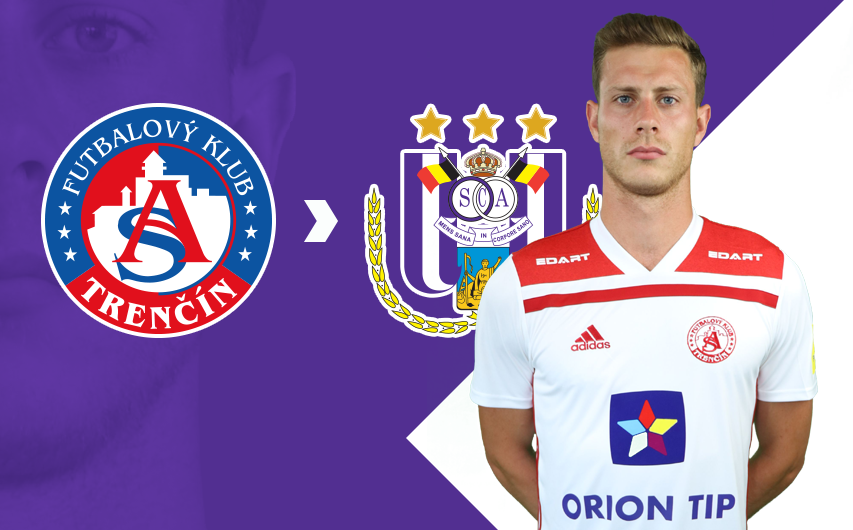 James Lawrence moves to the Belgian Anderlecht