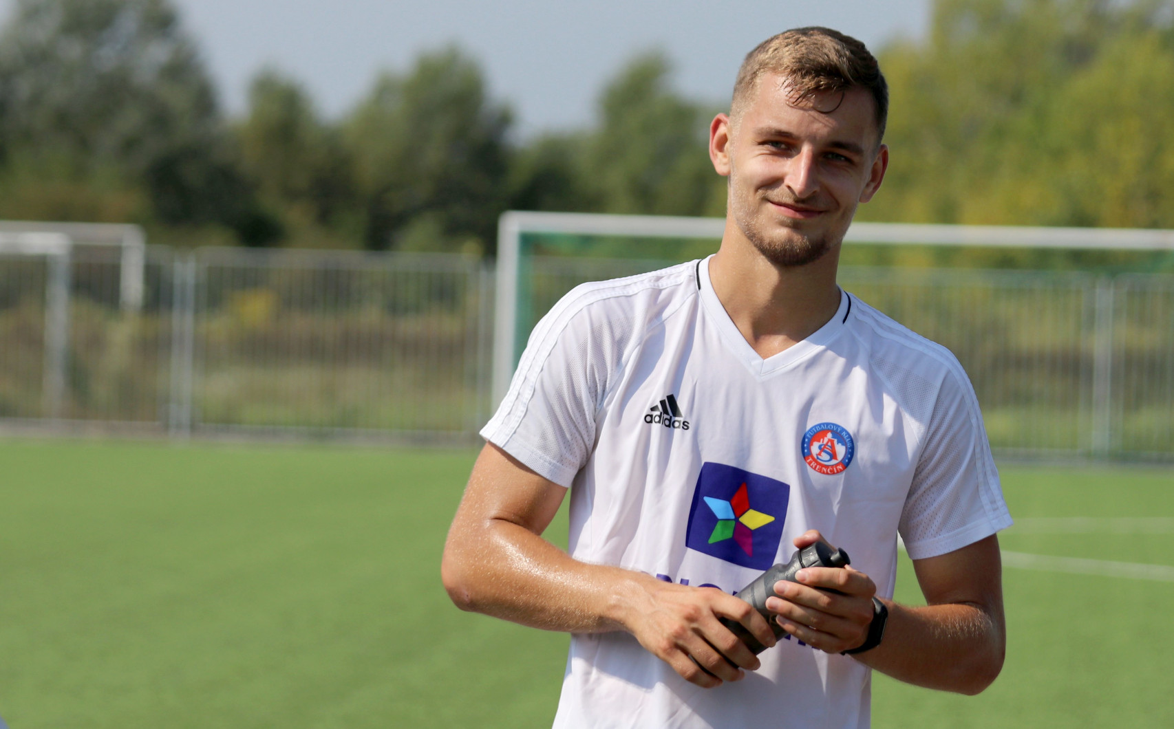 A-team | Križan signed a multi-year contract with AS Trenčín